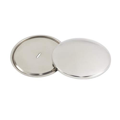 64mm (Size 100) Cover Button 1pc