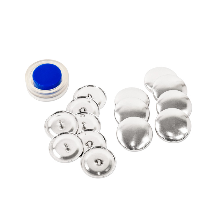 29mm (Size 45) Cover Button Kit (With Loops, Includes Tool) 7 Sets