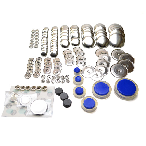 Cover Button Variety Kit (With Loops)