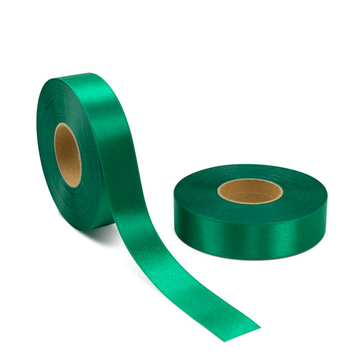 Satin Double Face 25mm Ribbon Erin 1 Rolls (30m)